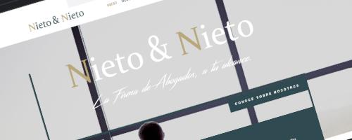 Sitio web de catalogo